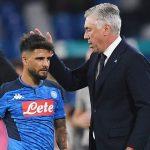 Notizie Napoli Napoli, il fratello di Insigne: 'Lorenzo non ce l'ha con Ancelotti. Presuntuoso? Per nulla, è molt…