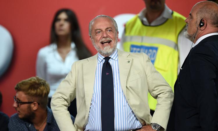 Napoli, telefonata De Laurentiis-Ancelotti post Genk: il contentuo