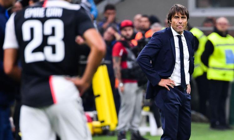 Serie A, quote scudetto: la Juve si invola, l'Inter scivola