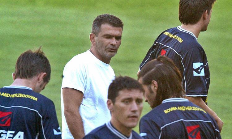 Sliskovic: fumatore seriale, bevitore, donnaiolo, idolo di Zidane e di Pescara