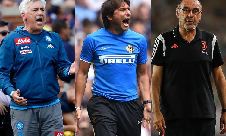 VXL, l'analisi di un blogger: 'Dopo i record si riparte: la depressione di Conte, dubbi per il Napoli e Ronaldo...'