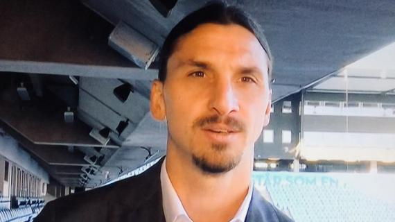Napoli News Il solito Ibrahimovic quotSicuro al in Serie A farei ancora la differenzaquot