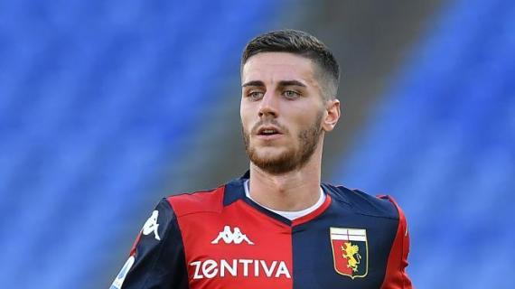 Napoli News Juve col Genoa una sfida che sa di mercato fari su Ghiglione e Agudelo