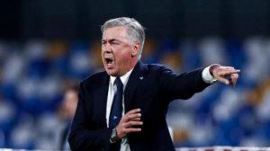 Napoli News Napoli Ancelotti quotE aumentato il livello delle piccole ma buona garaquot