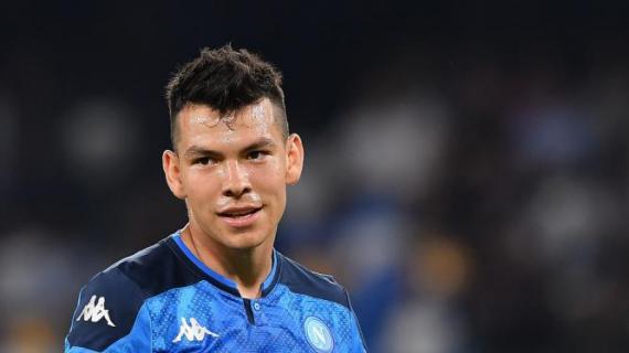 Napoli News Napoli Lozano protagonista con la maglia del Messico assist e super gol