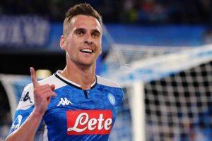 Napoli News Napoli Milik risolve il problema del gol doppietta ad un ottimo Verona