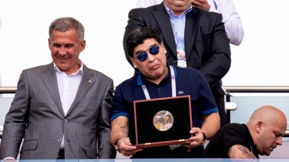 Napoli News Napoli il manager di Maradona quotDiego ha sempre creduto in Mertensquot