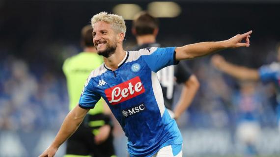 Napoli News Napoli lennesimo segnale di Mertens