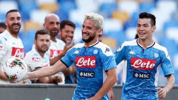 Napoli News Napoli strada tracciata per diventare grandi anche in Europa