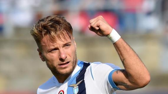 Napoli News Serie A si riparte Immobile re dei bomber Delusione Piatek