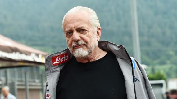 Napoli News De Laurentiis quotCartellini anche agli arbitri E VAR a chiamata per i tecniciquot