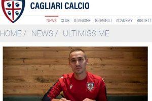 Cagliari, Rog: 'Grazie Napoli ma a Cagliari sono felice'