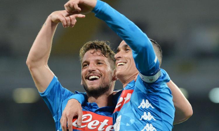 Notizie Napoli Napoli, ADL ha preso la decisione: Mertens e Callejon via a gennaio | Mercato