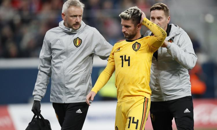 Qual. Euro 2020: poker Belgio con gol di Lukaku, Mertens ko. LIVE: Croazia, Germania e Olanda
