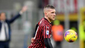 Napoli News Milan che fine ha fatto Rebic Si scalda per il Napoli