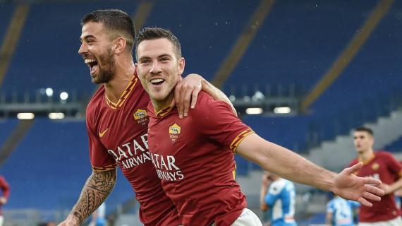 Napoli News Roma ag Veretout quotIn giallorosso grazie a Fonsecaquot