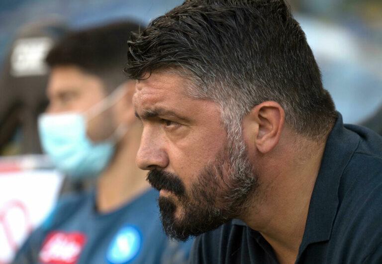 Cagliari-Napoli, Gattuso convoca il giovane Ciocci