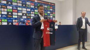Cagliari, Ounas potrebbe interrompere il prestito. Su di lui anche lo Spezia