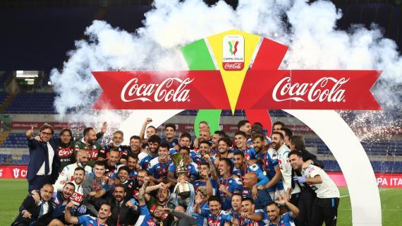 Coppa Italia, con la Lazio siamo a otto. Il quadro dei quarti, si riparte col derby di Milano