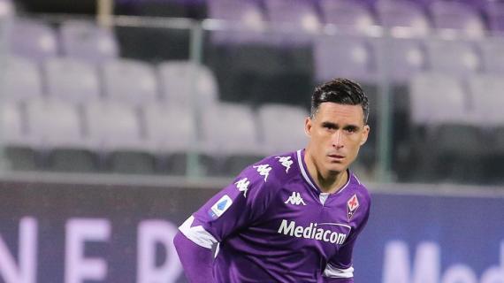 """Fiorentina, Callejon: """"Questa vittoria è vita. Emozionato per il ritorno a Napoli"""""""