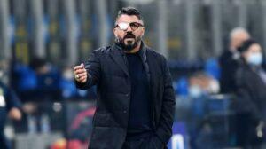 """Gattuso sulle condizioni fisiche di Petagna e Mertens: """"A Dries devo fare i complimenti"""""""