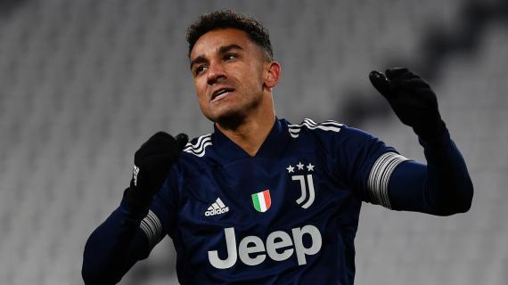 """Juventus, Danilo: """"Tanti punti lasciati nella prima parte di stagione, bisogna vincere sempre"""""""