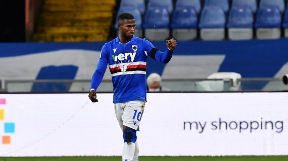 Le probabili formazioni di Spezia-Sampdoria: Keita titolare, Italiano cambia rispetto a Napoli