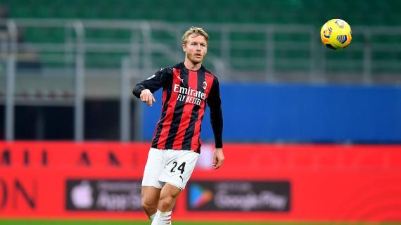 Milan, da Mandzukic a Kjaer e Bennacer: il bollettino su chi gioca con l'Atalanta