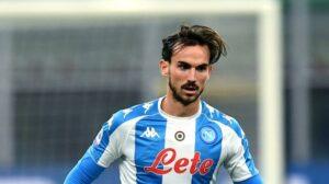 """Napoli, Fabian Ruiz dopo la positività al Covid-19: """"Sosterrò la squadra da casa"""""""