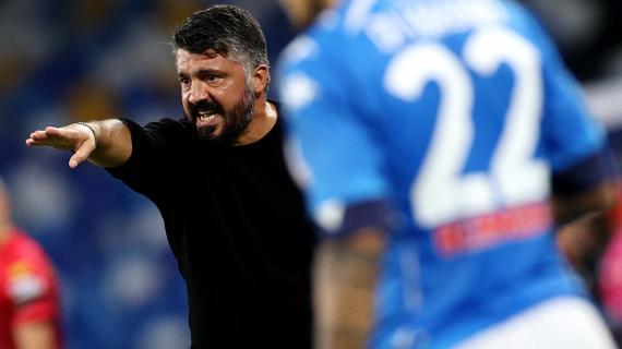 Napoli, Gattuso recupera Petagna ed insiste sulla voglia di rivalsa bianconera