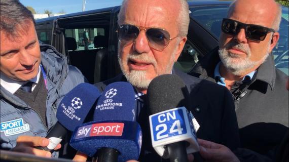 Napoli, Koulibaly via a gennaio solo per 100 milioni di sterline. Parola di Aurelio De Laurentiis