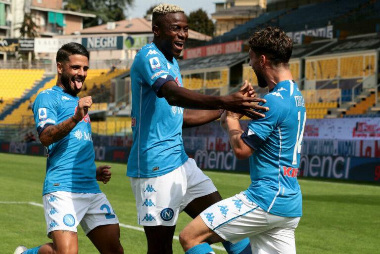 Napoli-Parma: orario e canale tv