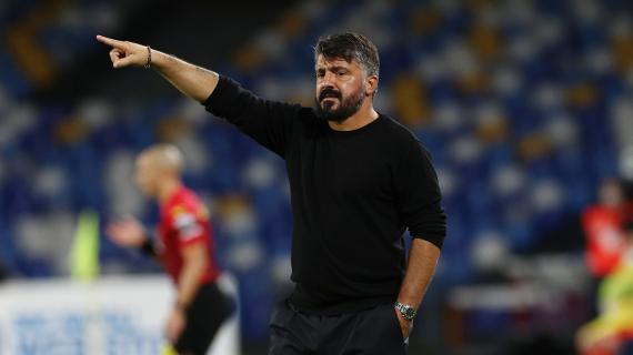 Napoli, ai quarti con sofferenza: Gattuso si accontenta dei recuperi e del turnover