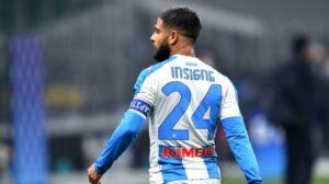 Napoli in vantaggio contro l'Udinese, rigore trasformato da Insigne. Guai muscolari per Manolas