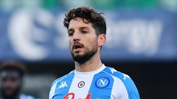 Napoli, l'Arsenal torna su Mertens: nuovi sondaggi con l'entourage dell'attaccante azzurro