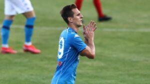 Napoli, l'Olympique Marsiglia alza l'offerta per Milik: De Laurentiis non fa sconti