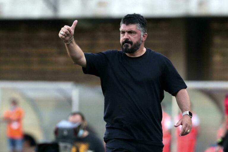 Napoli, niente allenamento: Gattuso porta tutti a pranzo ad Ercolano