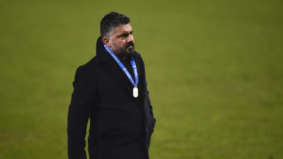 """Napoli senza veleno e ko a Verona, Gattuso: """"Purtroppo non si compra al supermercato"""""""