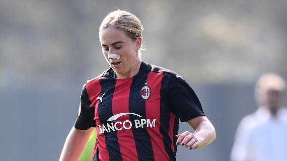 Serie A femminile, Dowie lancia il Milan all'assalto della Juve. Hellas Verona battuto di misura