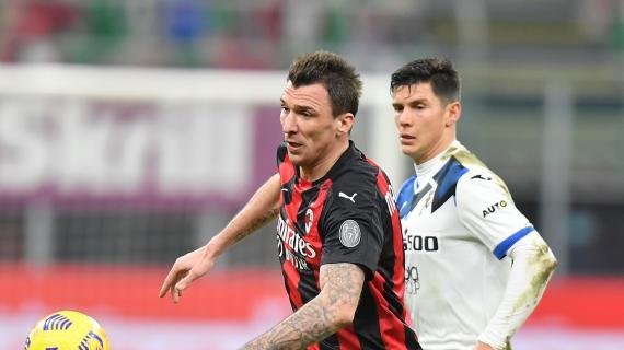 Stasera Inter-Milan, i convocati di Pioli: out Mandzukic e Calhanoglu. C'è Kalulu