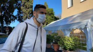 """TMW - Udinese, Llorente a Villa Stuart per le visite mediche: """"Felice per questa avventura"""""""