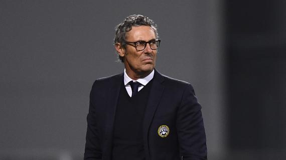 """Udinese, Gotti: """"Con lo Spezia uno scontro diretto. A Llorente serve tempo per tornare al 100%"""""""