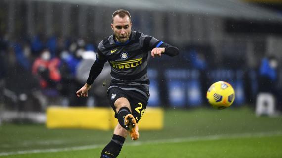 PROBABILI FORMAZIONI - Coppa Italia, ritorno semifinali LIVE: stasera Juve-Inter, Eriksen dal 1'