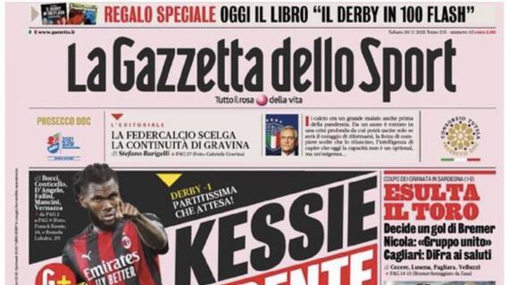 Le principali aperture dei quotidiani italiani e stranieri di sabato 20 febbraio 2021
