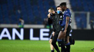 Atalanta, buone notizie per Gasperini: nessuna lesione muscolare per Zapata