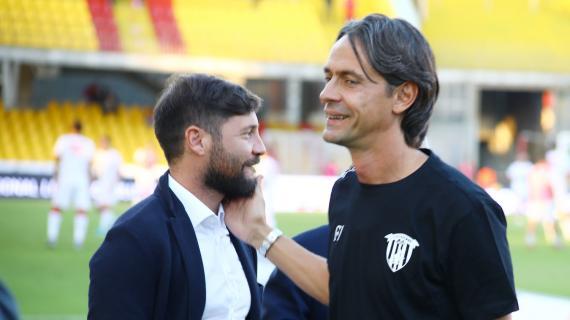 Benevento, Foggia e Inzaghi un scadenza. Il patron pronto a blindarli