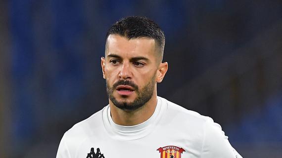 Benevento, si sogna l'impresa nel derby...col giallo Iago Falque