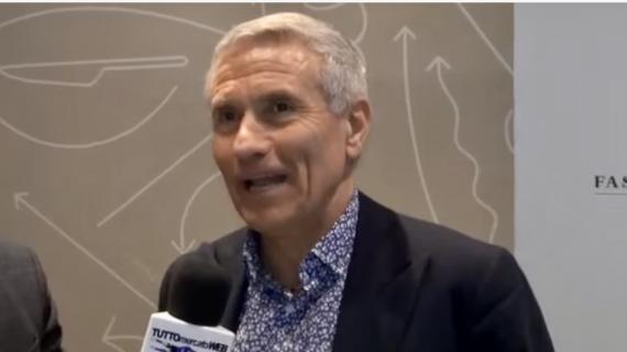 """ESCLUSIVA TMW - Damiani: """"Pirlo intelligente. In Europa? Serve sì calcio totale ma contano i giocatori"""""""