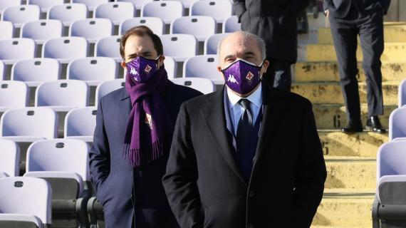 """Fiorentina, Commisso: """"Ribery potrebbe restare. Rinnovo Prandelli? Presto per parlarne"""""""
