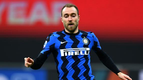 Inter, la grande chance per Eriksen